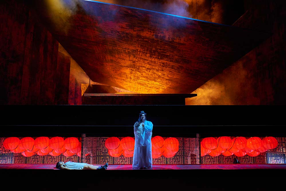 Giacomo Puccini, Turandot (Premiere),  Oper Dortmund, 9. Februar 2019