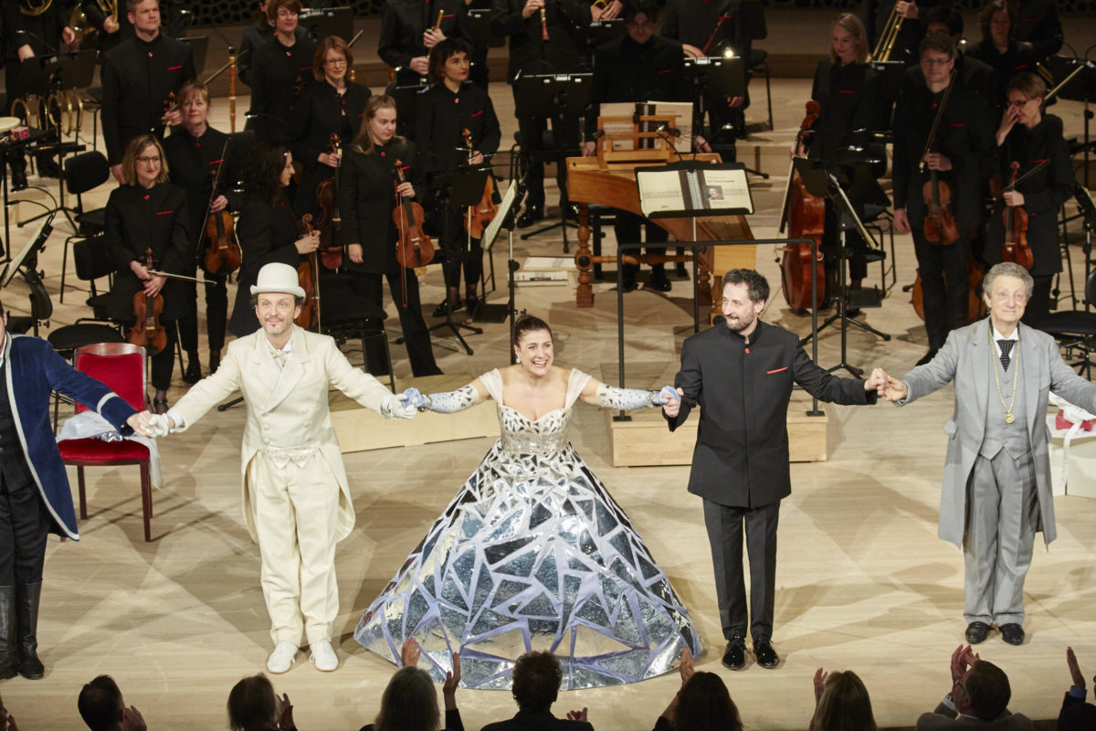 Gioachino Rossini, La Cenerentola, Cecilia Bartoli, Les Musiciens du Prince,  Elbphilharmonie Hamburg