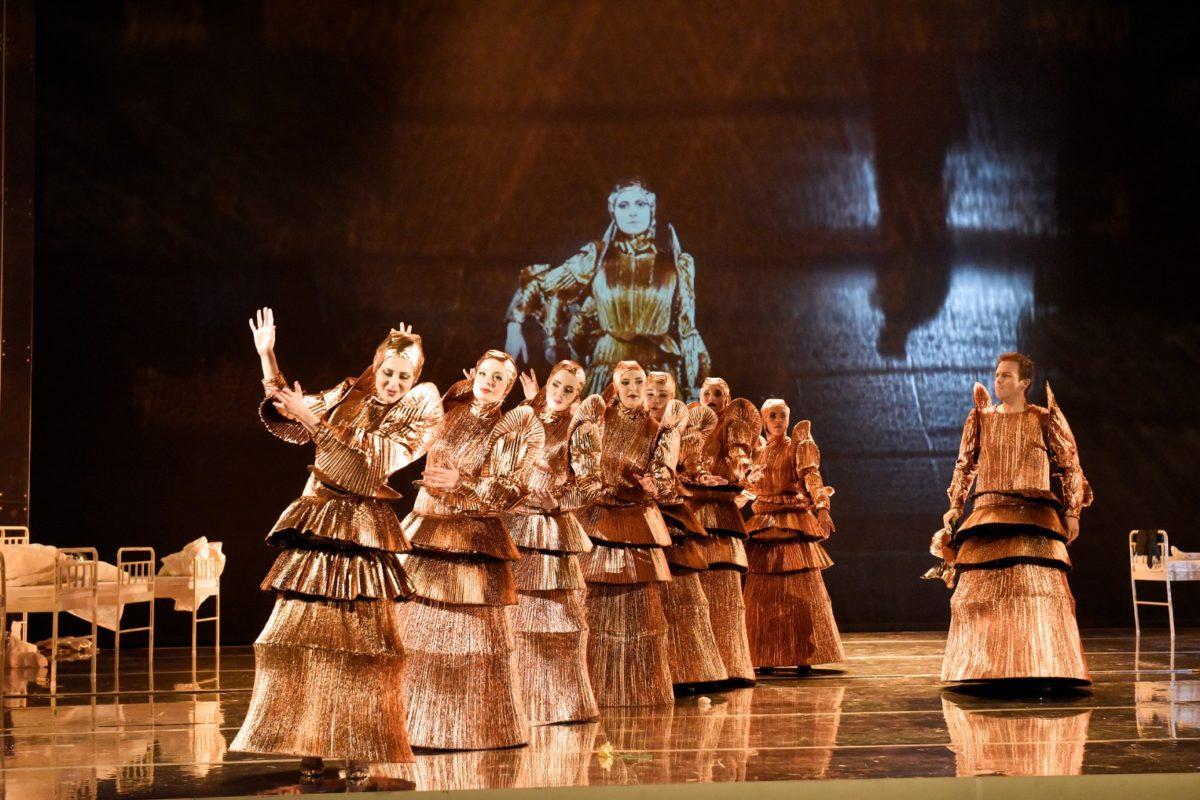 Gioacchino Rossini: Il viaggio a Reims, Deutsche Oper Berlin, 15. Juni 2018