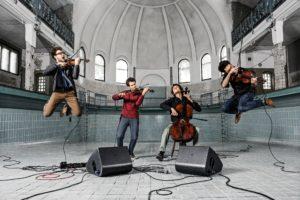 vision string quartet,  Schleswig Holstein Musik Festival, 13. Juli 2019