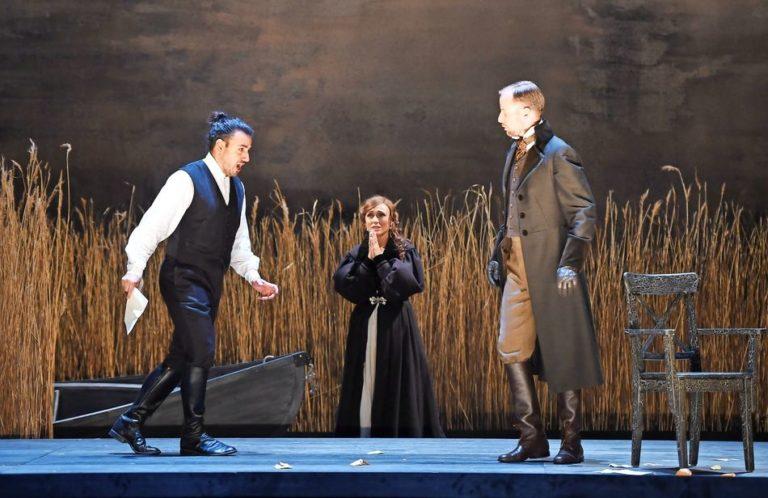 Giuseppe Verdi, La Traviata,  Saarländisches Staatstheater, Saarbrücken