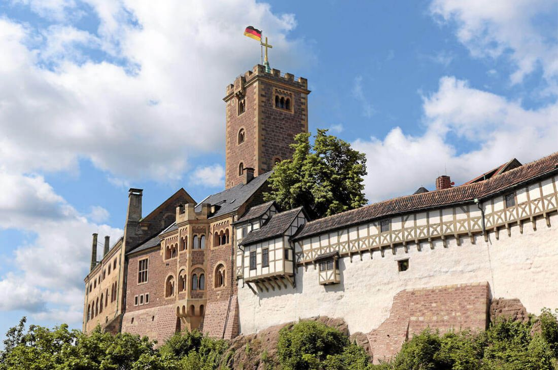 Richard Wagner, Parsifal,  Wartburg bei Eisenach, 25. Mai 2019