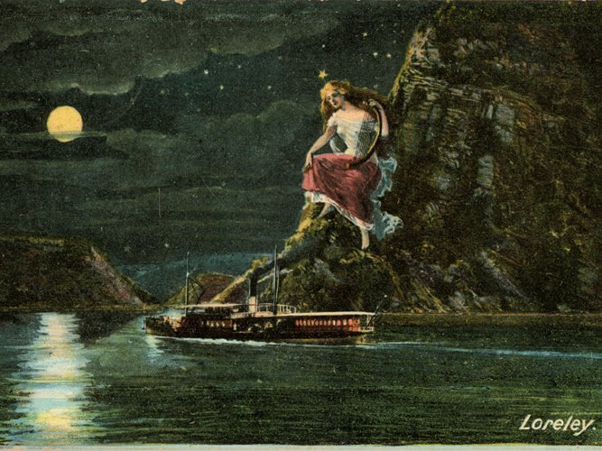 Sommereggers Klassikwelt 75: Die Loreley – Mythos, Dichtung, Oper