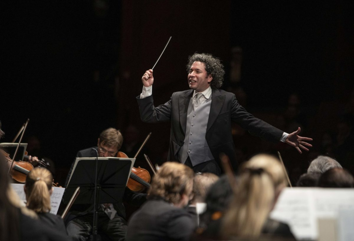 Strahlende Gesichter in Salzburg: Gustavo Dudamel und Evgeny Kissin verbreiten Freude mit Liszt und Strawinsky  Salzburger Festspiele 2020