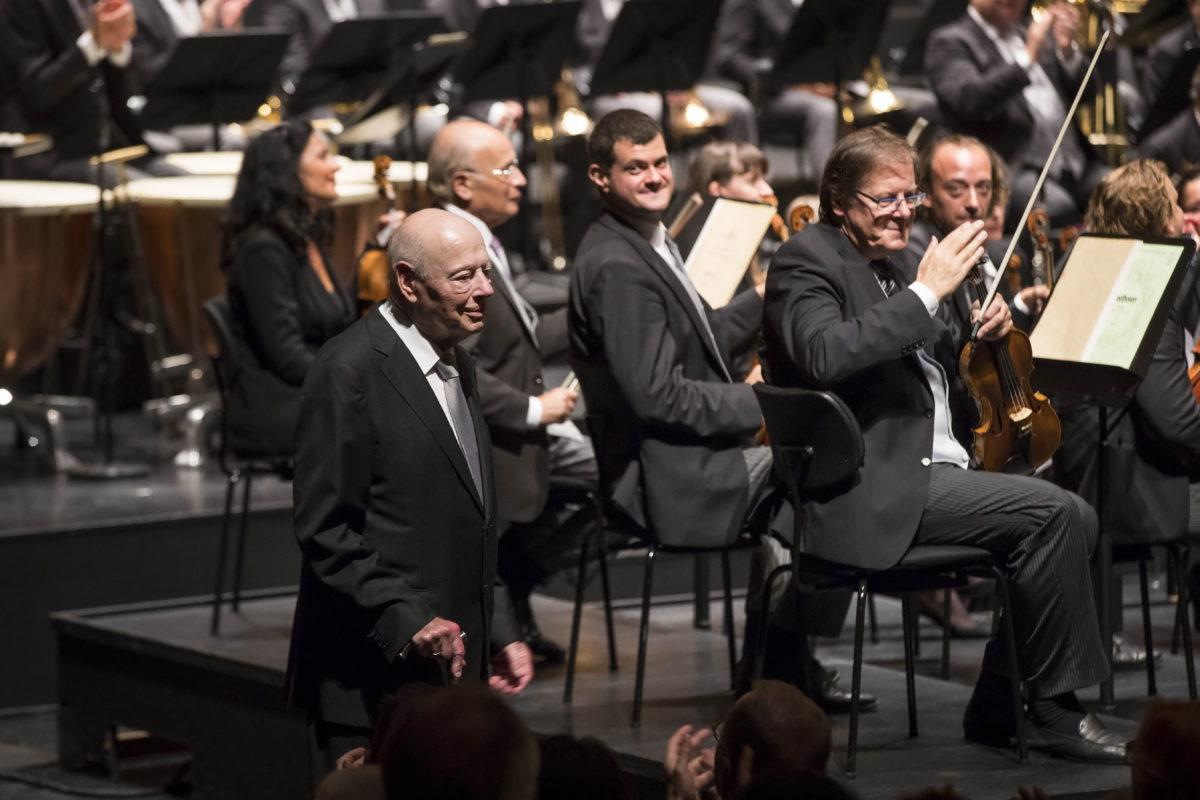 Salzburger Festspiele, Großes Festspielhaus, Wiener Philharmoniker, Bernard Haitink, 31. August 2019