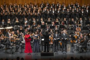 Riccardo Muti, Wiener Philharmoniker,  Salzburger Festspiele 2020, Großes Festspielhaus