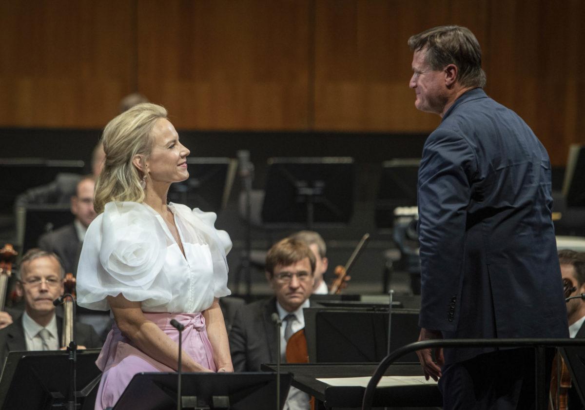 Christian Thielemann, Elina Garanca, Wiener Philharmoniker,  Salzburger Festspiele 2020
