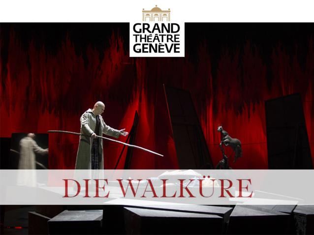 Richard Wagner, Das Rheingold und Die Walküre,  Opéra de Genève/ Oper Genf, 12. und 13.März 2019